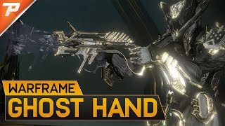 Warframe: The Ghost Hand - Pyrana Primes Ethereal Gun & Build