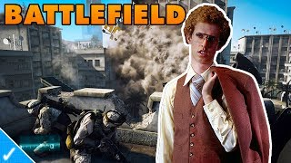 NAPOLEON DYNAMITE PLAYS BATTLEFIELD 3