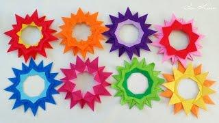 Origami Mandala Sufrágio