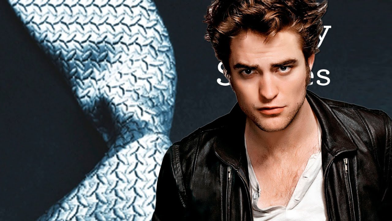 el james wanted robert pattinson for fifty shades of grey movie youtube. Black Bedroom Furniture Sets. Home Design Ideas
