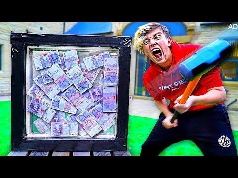 Destroy The Unbreakable Box, Win $50,000 - Challenge