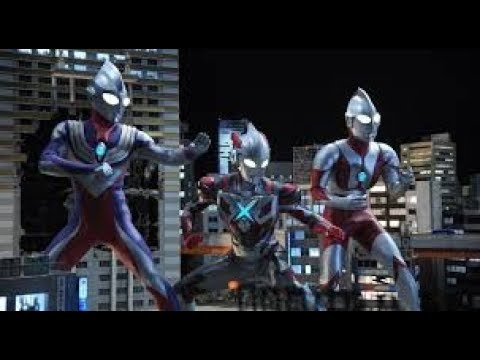 ULTRAMAN X MOVIE ( O FILME COMPLETO 2016) LEGENDADO