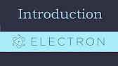 Electron js Tutorials