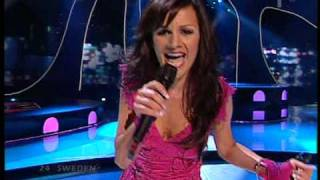 Lena Philipsson: It Hurts (Eurovision Song Contest 2004 Live for Sweden)