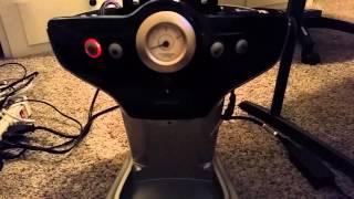 Starbucks Sirena espresso machine Saeco problem water won't prime