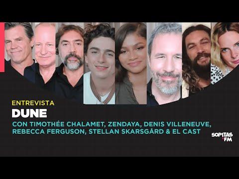 En Sopitas.com nada nos emociona más que el estreno de Dune, de Denis Villeneuve, y el momento ha llegado. Uno de los directores más fascinantes a cargo ...
