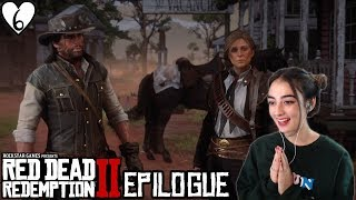 A Quick Favor for an Old Friend & A New Jerusalem / Red Dead Redemption 2 Epilogue / Part 6
