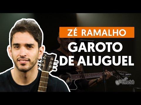 Garoto de Aluguel - Zé Ramalho (aula de violão simplificada)