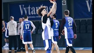 Ball Brothers First Practice in Lithuania (Leaked Footage)