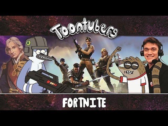 FORTNITE ANIQUILACIÓN TOTAAAL | ToonTubers | Cartoon Network