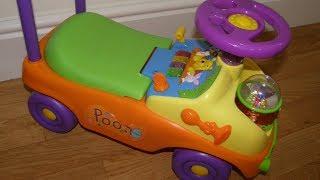 Winnie the pooh car