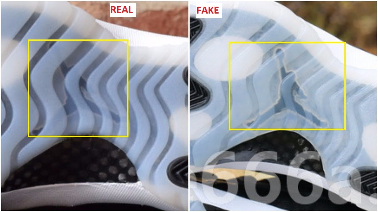 e0c1992abd5b21 Fake Air Jordan 11 XI Retro Low Barons Spotted- Quick ways to Identify Them