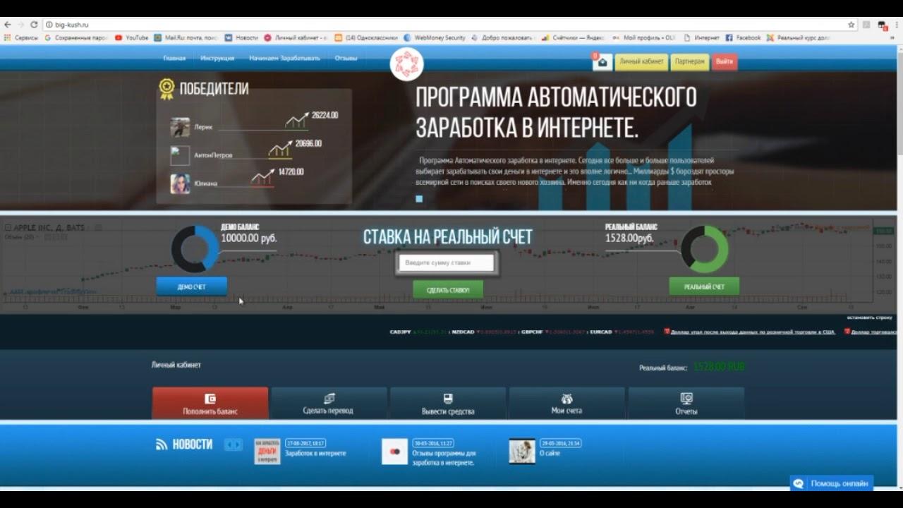 Заработок в Интернете. Реальные Сайты Которые Платят | Зарубежные Сайты по Автоматическому Заработку