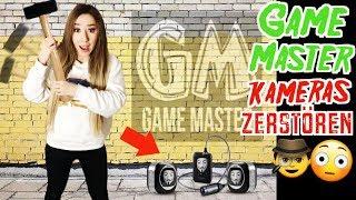 GAME MASTER mini KAMERA GEFUNDEN und mit HAMMER alle ZERSTÖREN