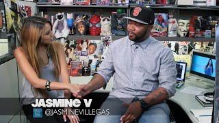 Interview (VOSTFR) pour GlobalGrindTV à New York (le 07 Août 2014)