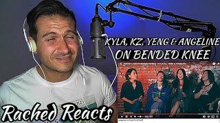 Coach Reaction - ON BENDED KNEE - KYLA, KZ, YENG & ANGELINE