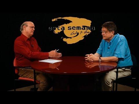 Una entrevista con Sergio Ramírez: lo que dijo y lo que calló Ortega en la toma de posesión