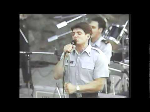 18th Army Band Summerfest 1988 Scene 3