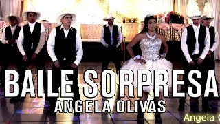 Video Angela Olivas Quinceanera Surprise Dance | Baile Sorpresa | Cumbia Nortena Mi Gente Footlose download MP3, 3GP, MP4, WEBM, AVI, FLV Agustus 2018