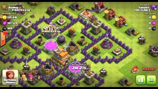 Clash Of Clans|The Legend Of The Last Wall breaker