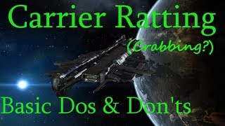 EVE Online | Carrier Ratting Tutorial : Green Legion