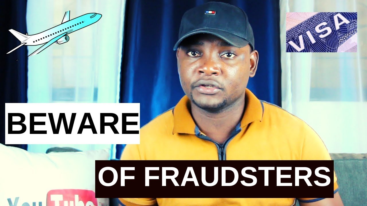 Beware of Frausters - Stop Giving your Money to people promising you Visa (Cameroonian Passport)