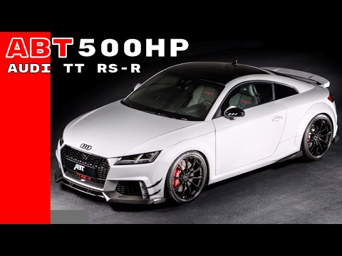 500HP Audi TT RS-R By ABT