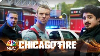 Voight Pays a Visit - Chicago Fire