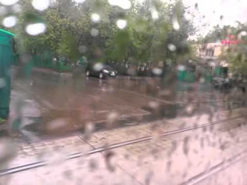 Город Москва, трамвай #4