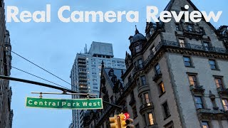 Pixel 2 XL & iPhone X - The Real Camera Review Shot in New York