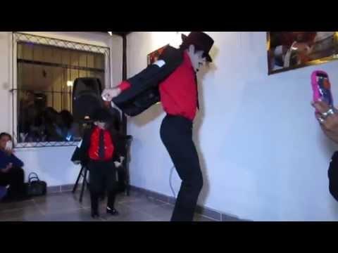 Michael Jackson Peruano Jhon Palacios Y Fabian Paz: Dangerous