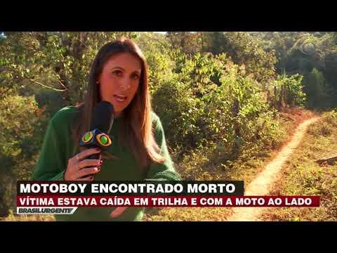 Motoboy é encontrado morto em trilha no interior de SP