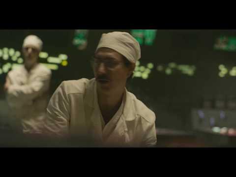 """Момент после взрыва на Чернобыльской АЭС. HBO Чернобыль 2019. Эпизод 1 """"1:23:45"""""""
