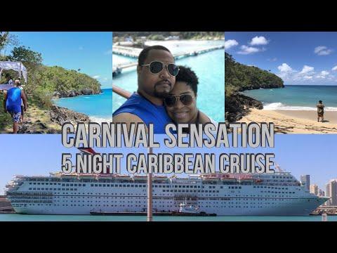 2018 Carnival Sensation Cruise