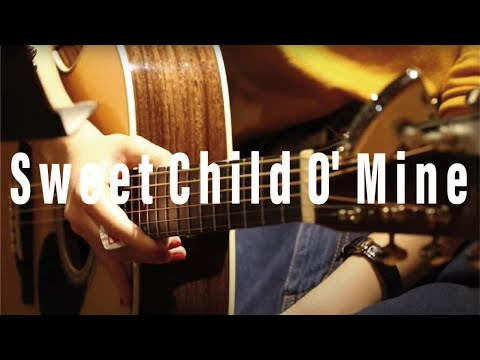竹内アンナ Anna Takeuchi  / Sweet Child O' Mine
