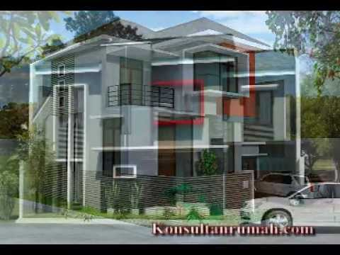 Desain Rumah Minimalis Youtube Rumah Minimalisbl0g