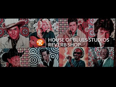 House of Blues Studios Nashville Reverb Shop | Reverb.com Mp3