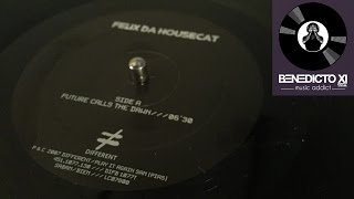 FELIX DA HOUSECAT - Future Calls The Dawn 2007 ★ Vinyl Rip