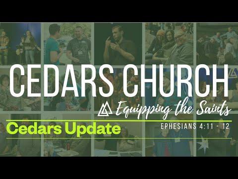 Cedars Update 5/28/29 Jeff Harris