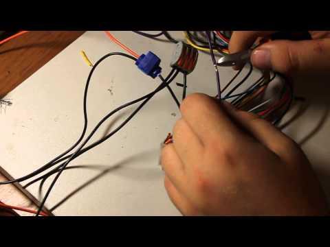 Способы подключения к проводке