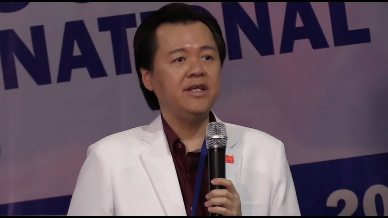 Dr. Willie Ong files COC for Senate bid