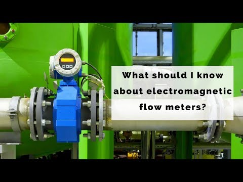 What Should I Know About Electromagnetic Flowmeters? (magmeter)