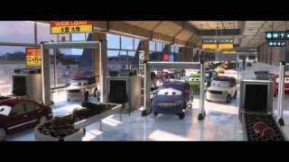 Kijk Cars 2 trailer filmpje