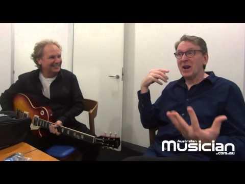 LEE RITENOUR & TOM KENNEDY INTERVIEW