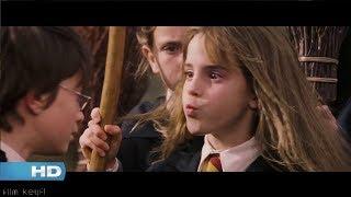 Harry Potter Felsefe Taşı - Süpürge Dersi - HD  (Türkçe Dublaj)