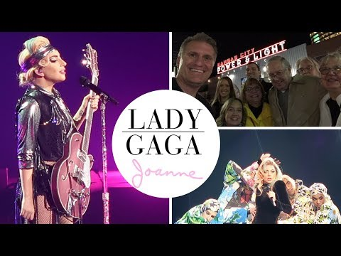 Lady Gaga - Joanne World Tour (11-15-17)