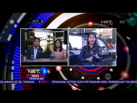 Live Report - Istri Setya Novanto Akan Diperiksa Sebagai Saksi - NET10
