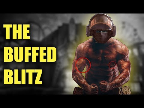 The New Blitz Is Fast AF! - Rainbow Six Siege