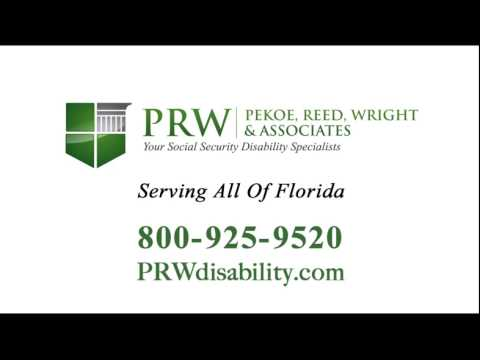 Social Security Disability Benefits - PRW Disability