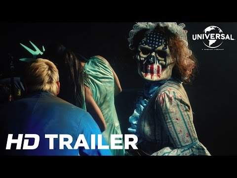 The Purge: Election Year (2016) Trailer 2 (Universal Pictures) [HD]